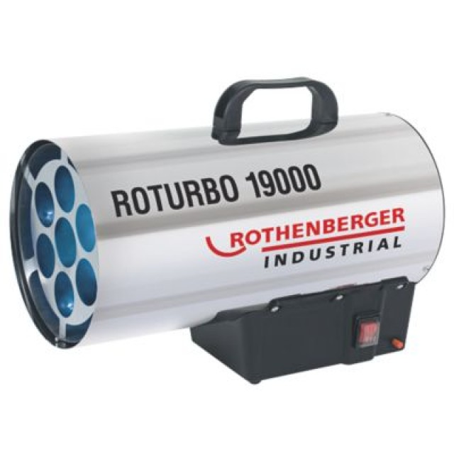 ROTHENBERGER ROTURBO 19000 HEIZKANONE